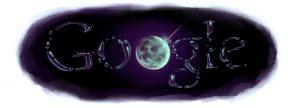doodle luna
